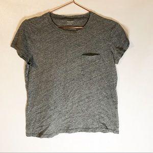 Madewell pocket t shirt S